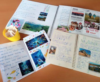 Prázdninové deníky